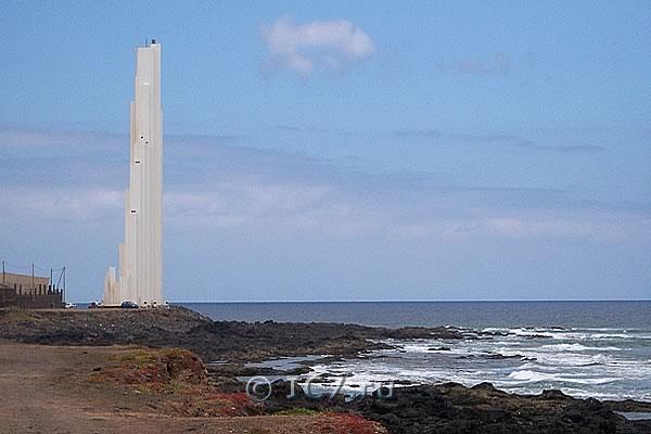 маяк в Пунта дель Идальго, Тенерифе