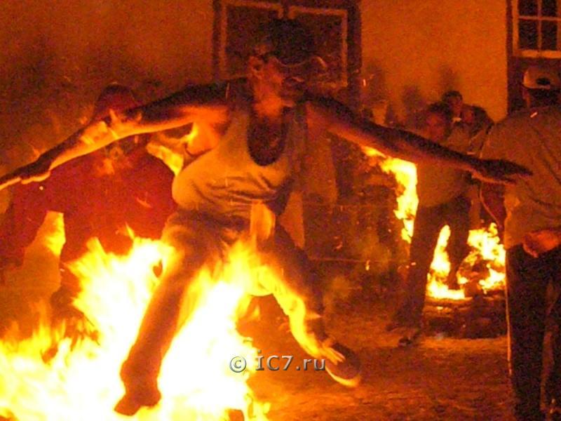 Fiestas de San Juan en Canarias