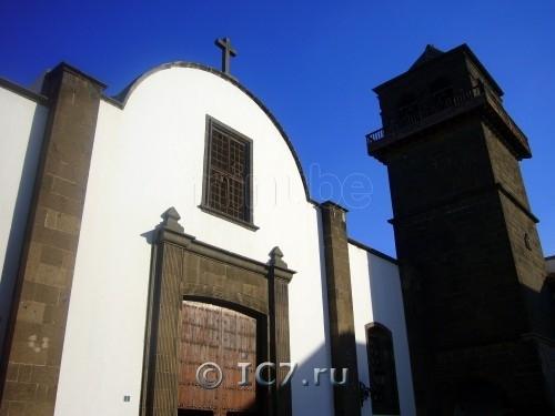 Parroquia Matriz de San Agustin Gran Canaria Гран Канария