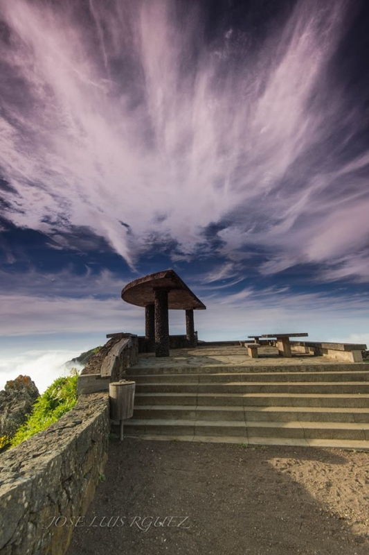 Mirador de Jinama el Hierro