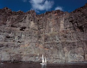 Las roques de Los Gigantes