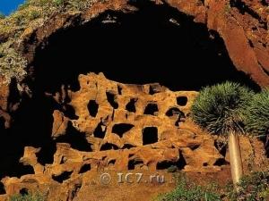 Археологические памятники - Гран Канария