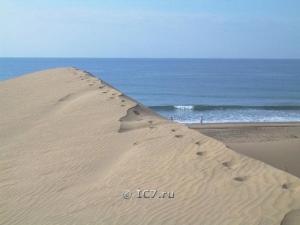 Дюны Маспаломас на Гран Канарии
