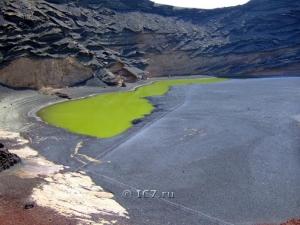 Озеро Чарко Верде - Лансароте