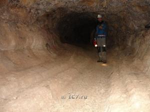 Пещеры на Тенерифе - Cueva del Viento