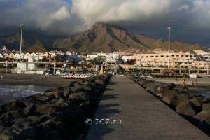 Playa Fanabe Tenerife