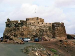 Крепость Лансароте