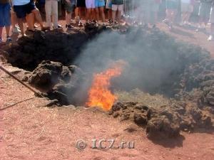 Лансароте вулканы